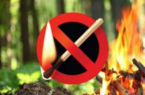 В Лихославльском районе продолжает действовать особый противопожарный режим