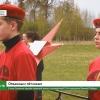 В селе Залазино прошёл памятный митинг, посвященный 74-й годовщине Великой Победы (видео)