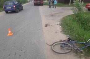 Житель Лихославля, попавший под «КамАЗ», скончался в больнице