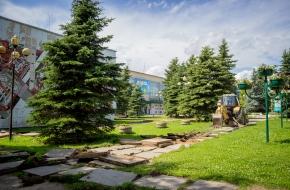 В Лихославле началась реконструкция площади РЦКиД (фото)