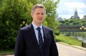 Глава Торжка Александр Меньщиков покинул свой пост