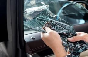 В Лихославле «дерзкий» водитель наказан за тонировку стекол