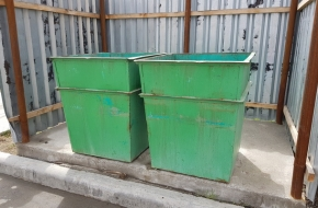 Региональный оператор сообщил об установке 30 новых контейнеров в Лихославле