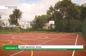 Развитие спорта — важная составляющая комфортной жизни в Лихославльском районе (видео)