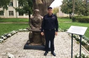 Поддержи лихославльского участкового в конкурсе «Народный участковый»