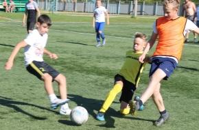 В Лихославльском районе прошел муниципальный этап общероссийского проекта «Мини-футбол в школу»