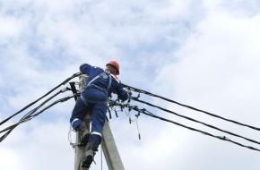 О ходе восстановительных работ на линиях электропередач по состоянию на 1 ноября 2019