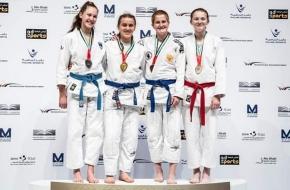 Маргарита Ильина из поселка Калашниково взяла «бронзу» чемпионата мира по джиу-джитсу