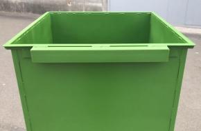 В Лихославльском районе мусорных контейнеров стало больше