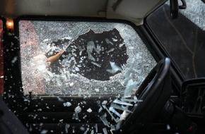 В поселке Калашниково поймали пьяного автоугонщика