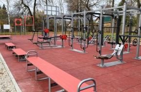 На стадионе «Салют» в городе Лихославле будет установлена новая спортивная площадка