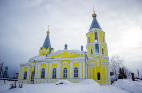 Крещенские богослужения 18 и 19 января на территории Лихославльского района