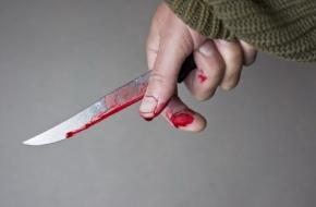 В Лихославльском районе женщина ножом чуть не отрезала ухо своему собутыльнику