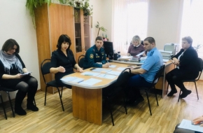 Прокурор района принял участие в заседании комиссии по делам несовершеннолетних и защите их прав