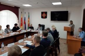 Прокурор Лихославльского района принял участие в 5-й сессии Собрания депутатов Лихославльского района