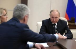 Путин объявил о нерабочей неделе в России с 28 марта по 5 апреля