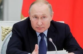 Путин вновь обратится к россиянам