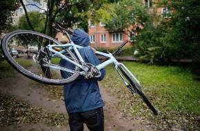 В Лихославльском района 57-летний рецидивист попался на угоне велосипеда