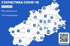Число инфицированных коронавирусом в Лихославльском районе достигло 53 человек