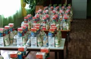До 19 мая будут выданы продуктовые наборы для учащихся школ Лихославльского района