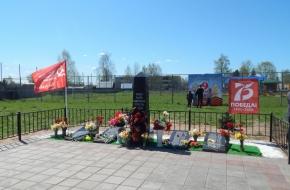 В день 75-летия Победы в поселке Крючково торжественно открыли новый мемориал