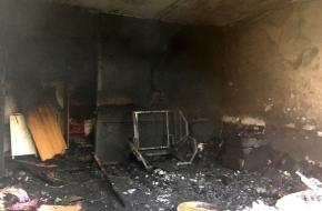 В Спирово двое братьев сожгли убитых собутыльников