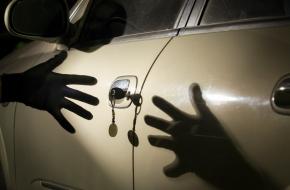 В Лихославле 19-летний парень угнал иномарку и разбил её