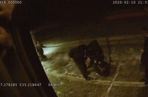 На станции Калашниково охранник избил пассажира электрички (видео)