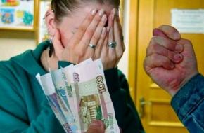 В Лихославле злостному неплательщику алиментов грозит уголовная ответственность