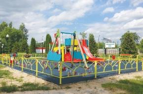В Лихославле открылся обновлённый горсад