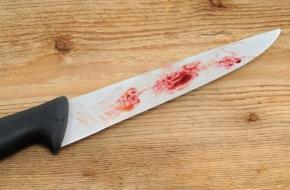 В Лихославльском районе в ходе застолья учительница с ножом накинулась на мужчину