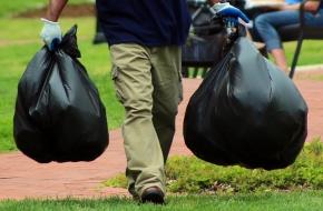 В Лихославле появились дополнительные места сбора мусора