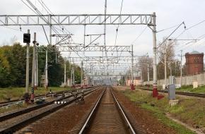 В Лихославле скорый поезд насмерть сбил человека