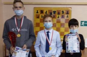 Лихославльские школьники выявили сильнейшего в шахматах