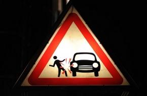 В поселке Калашниково пьяный водитель сбил пешехода