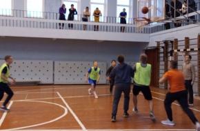 В Лихославльском районе выявили сильнейших в баскетболе среди школьников и студентов