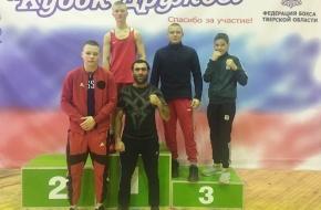 Лихославльские боксеры стали призерами турнира по боксу «Кубок Дружбы»
