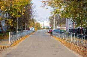Дворы, дороги, тротуары
