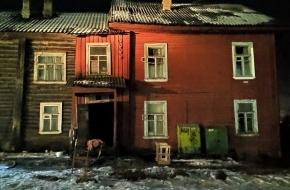 В Тверской области в огне погибли две женщины и ребенок
