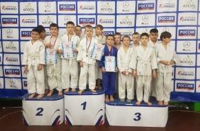 Лихославльские юные борцы привезли награды открытого турнира по дзюдо