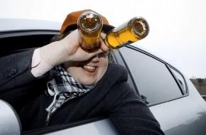 В Лихославле поймали пьяного водителя из поселка Калашниково