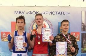 Воспитанники лихославльской школы бокса взяли золото на Первенстве Верхневолжья и областных соревнованиях по боксу