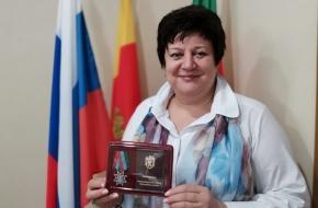 Глава Лихославльского района Наталья Виноградова удостоена высшей награды Республики Карелия