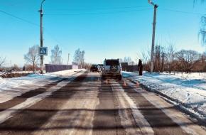 Опубликованы подробности и фото с места наезда внедорожника на ребенка в Лихославле
