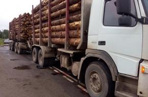 На территории Лихославльского района введено ограничение движения тяжеловесных транспортных средств