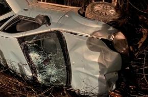 Под Лихославлем пьяный водитель устроил серьезное ДТП с пострадавшими (фото)