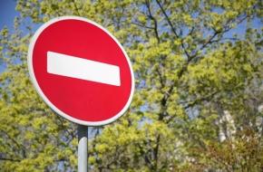 1, 7 и 9 мая в Лихославле будет частично перекрыто уличное движение всех видов транспорта