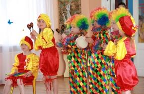 В Лихославле пройдут районные фестивали детского творчества