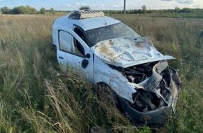 В Лихославльском районе в одном месте произошли две дорожные аварии, есть погибшие и пострадавшие (фото)