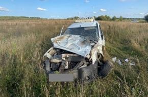 Опубликованы подробности и фото смертельного ДТП, произошедшего в Лихославльском районе (фото)